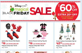 disney store black friday deals all coupons and specials list