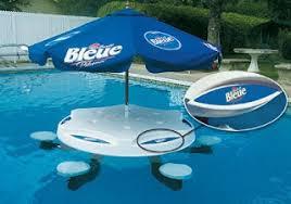 floating table for pool 15th photomosaic aqua pub the floating pool table