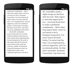 designing android apps for vision impaired users