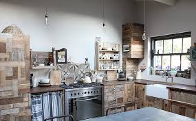 cuisine brocante cuisine style brocante top le style cagne tons naturels et