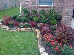 flower beds pictures