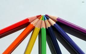 colorful pencils wallpapers 79 entries in color pencil wallpapers group