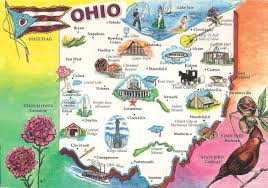 Images Of Usa Map by Map Usa Ohio Map Images What Dialect Do You Speak A Map Of