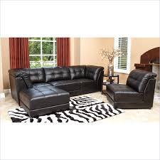 studded leather sectional sofa lowest price online on all abbyson living donovan 5 piece modular