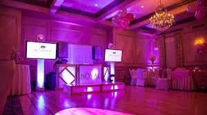 sweet 16 venues sweet 16 dj nj prices wedding packages sweet 16 nj dj packages