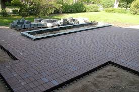Patio Pavers 30 Stupendous Paver Patio Designs Slodive