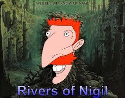 Smashing Meme - this smashing meme i made of the new rivers of nihil album cover