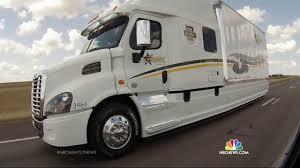 luxury trucks luxury big rigs the first class life of truck drivers nbc news
