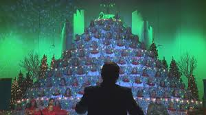 the singing christmas tree is a tacoma tradition that u0027s got a new