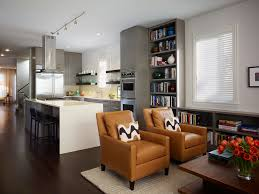 Kitchen Livingroom Kitchen Wow Modern Open Concept Kitchen Design Dining Room