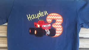 monster truck birthday shirt monster truck shirt boys birthday