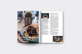 des vers dans ma cuisine mow magazine direction on behance