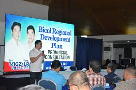 neda region 5 conducts provincial consultations on the bicol rdp