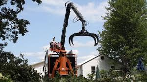 80 xl barko hydraulic tree loader youtube