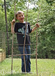 kid created garden trellis 3 little greenwoods