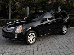 cadillac suv 2008 2008 cadillac srx v6 for sale in fort myers fl stock 209029