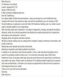 cover letter for nurse assistant professional certified nursing
