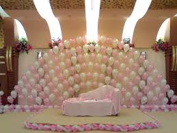 simple decorations ideas cool balloon decorations ideas