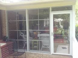Patio Window by Pool Enclosures Usa Vinyl Pane Patio Windows