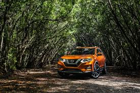 nissan rogue monarch orange 2017 nissan rogue hits miami auto show with hybrid power