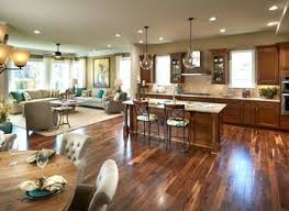 living room and kitchen open floor plan small living room and kitchen open concept modest open floor plan