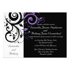 wedding invitations black and white 1770 best black and white wedding invitations images on