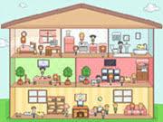 Dollhouse Girl Decoration Game