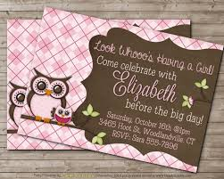 printable owl baby shower invitation for custom by dandeave
