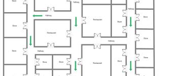 floor plans free mall floor plan free mall floor plan templates blank sle