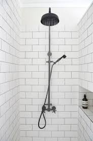 Grey Tile Bathroom by Best 20 White Tiles Grey Grout Ideas On Pinterest U2014no Signup