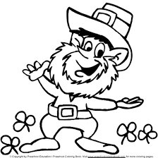 leprechaun coloring pages printable free leprechaun coloring pages coloring pages
