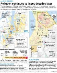 Seattle Tacoma Airport Map Three Decades After The Asarco Smelter Shutdown Its Toxic Legacy