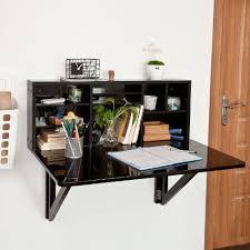 table de cuisine rabattable murale table murale rabattable avec etagére intégrée armoire murale table