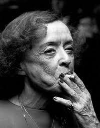 bette davis always smoking photos by ron galella