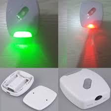 toilet light led sensor motion activated toilet light bathroom bowl flush