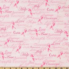 pink ribbon fabric timeless treasures ribbons of pink discount designer fabric