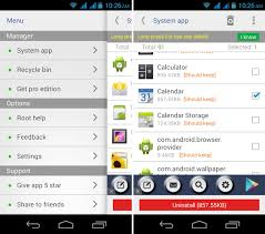 stk apk how to remove system apps from android root required