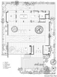 courtyard plans 18 best courtyard house plans images on courtyard