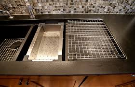 How To Choose The Right Kitchen Sink Jackson Stoneworks Blog - Kitchen sink accessories