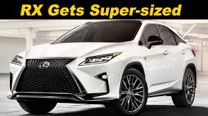 lexus suv 2016 rx 2016 2017 lexus rx 350 review detailed in 4k youtube