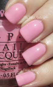 the polishaholic opi pink of hearts 2012 swatches u0026 review
