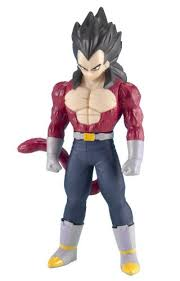 dragonball gt super saiyan 4 vegeta dragon hero series