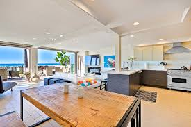 Vacation Home Kitchen Design The Pacific Dream U2013 A Luxury Oceanfront Vacation Rental In Mission