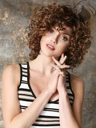 puffy woman curly hair american girl fashion womenhot sale mix medium brown elegant puffy