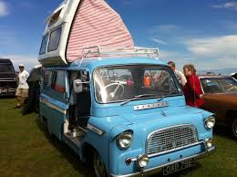 retro campers retro campers and a white horse katytruss