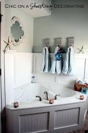 coastal bathrooms ideas this corner tub with board and batten coastal bathroom by