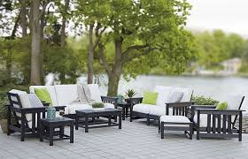 beautiful eco style ideas for selecting outdoor patio furniture made