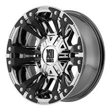 jeep wheels and tires chrome wheel pros xd series xd822 monster 2 daddy u0027s toys