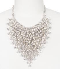 Silver Accessories Accessories Jewelry Necklaces Statement Dillards Com