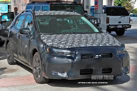 hatchback subaru 2017 2017 subaru impreza hatchback spied with new front end